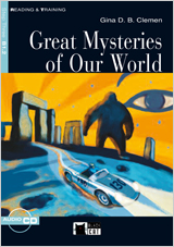 Great Mysteries of Our World. Book + CD