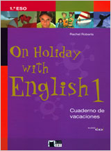 On Holiday with English 1. Book + CD