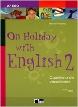 On Holiday with English 2. Book + CD