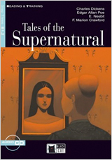 Tales of the Supernatural. Book + CD
